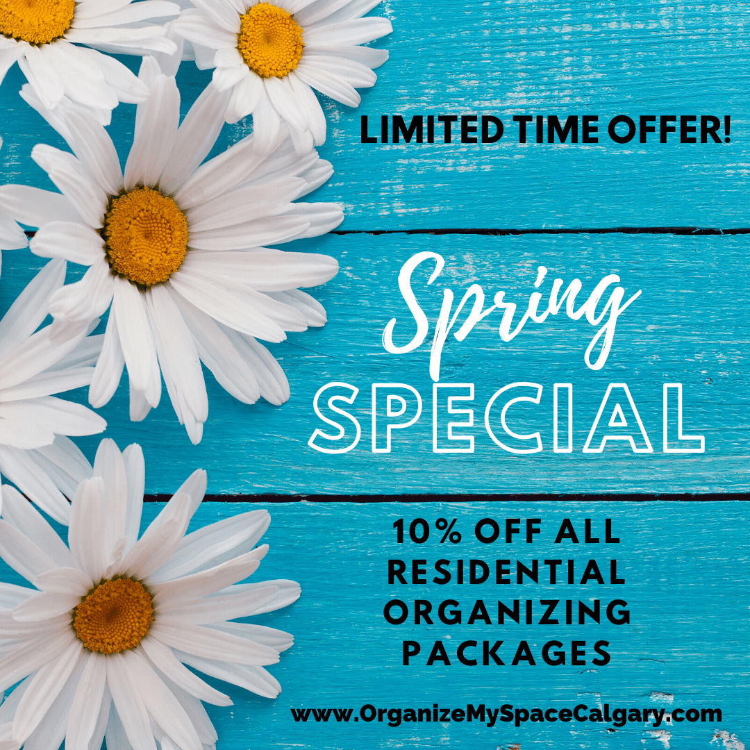 Spring Special 10% Off Residential Packages