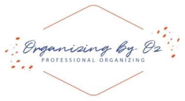 OrganizingByOz