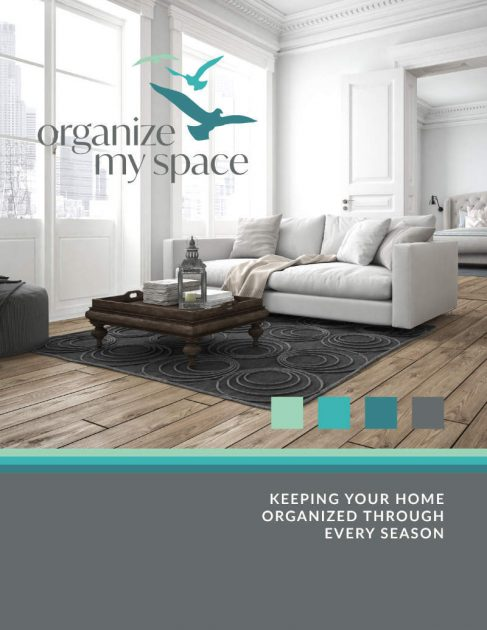 Keeping Your Home Organized Through Every Season by Organize My Space Calgary