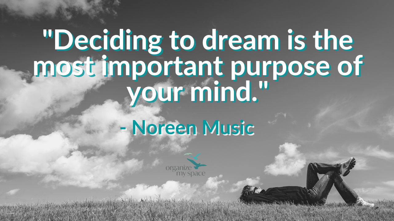 Vision: Decide to Dream
